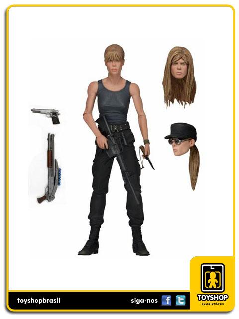 Terminator 2 Judgment Day: Sarah Connor - Neca