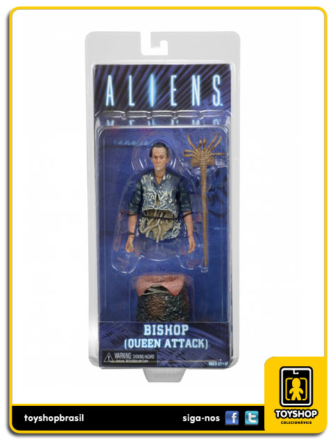 Aliens: Bishop ( Queen Attack) - Neca