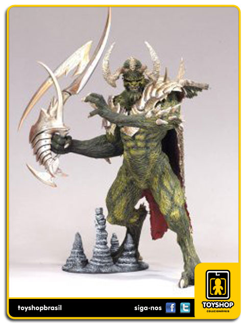 Spawn Evolutions 29: Thamuz - Mcfarlane
