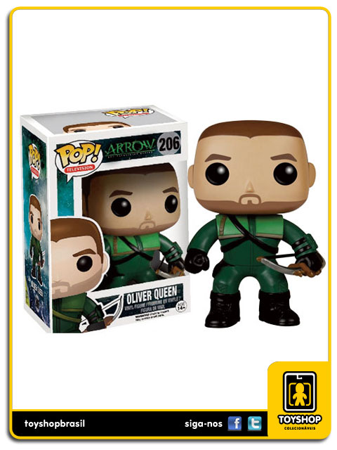 Arrow: Oliver Queen  Pop - Funko
