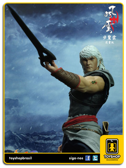 The Storm Riders: Cloud (Comic Ver) 1:6 - Hot Toys