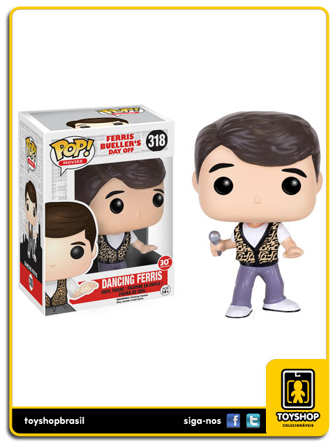 Ferris Bueller´s Day Off: Dancing Ferris Pop - Funko