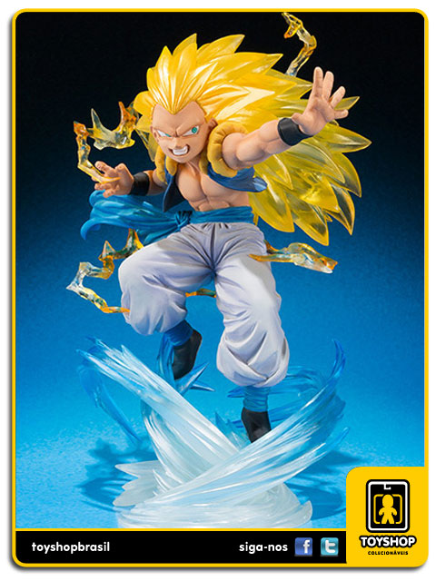 Dragon Ball Z Figuarts Zero: Super Saiyan 3 Gotenks - Bandai
