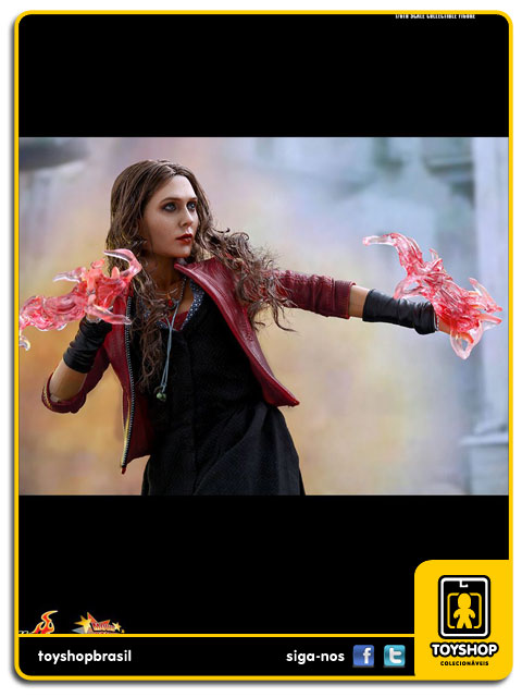 Avengers Age of Ultron: Scarlet Witch - Hot Toys