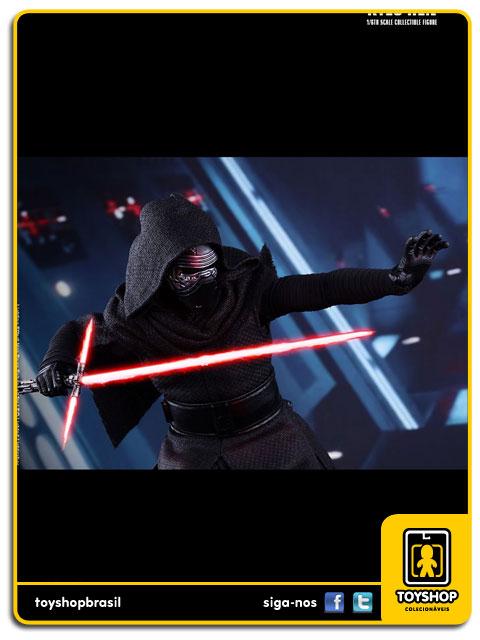 Star Wars The Force Awakens: Kylo Ren 1/6 - Hot Toys