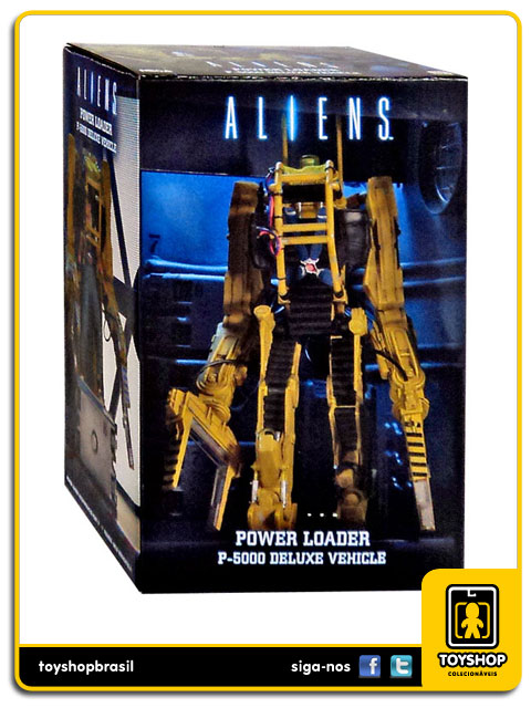 Aliens: Power Loader P-5000 Deluxe Vehicle  - Neca