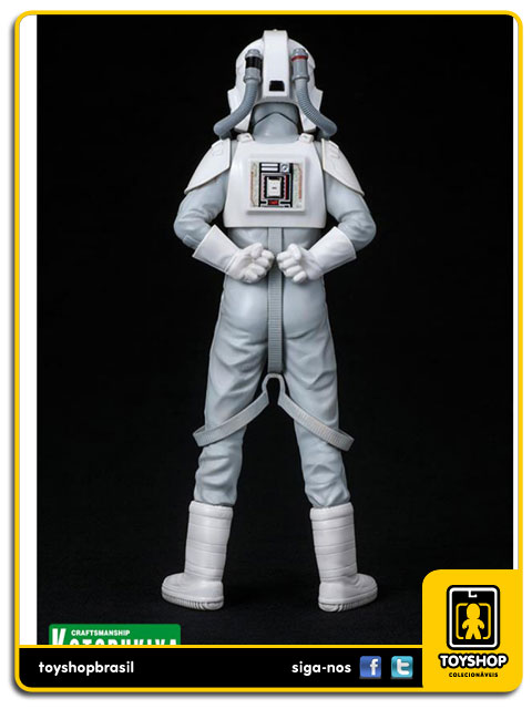 Star Wars: At-At Driver 1/10 Artfx - Kotobukiya