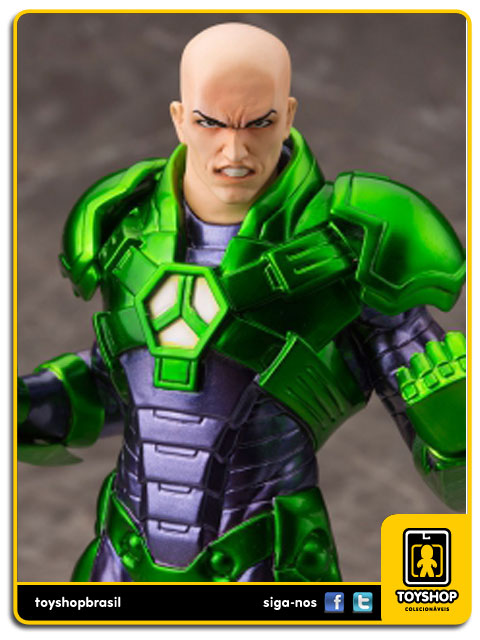 The New 52: Lex Luthor 1/10 Artfx - Kotobukiya