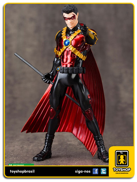 The New 52: Red Robin 1/10 Artfx - Kotobukiya