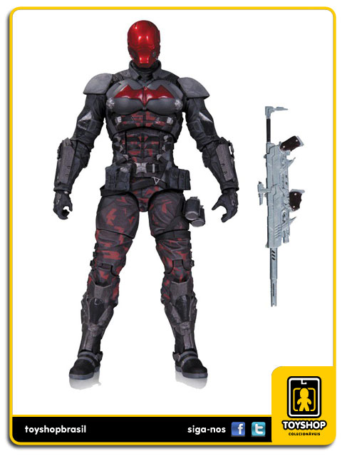 Arkham Knight: Red Hood - DC Collectibles