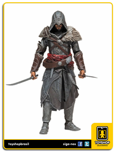 Assassin´s Creed 5: IL Tricolore Ezio Auditore - Mcfarlane