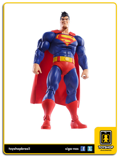 DC Comics 30th Anniversary Batman: The Dark Knight Returns Superman - Mattel