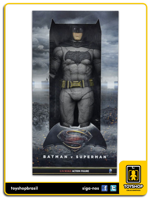 Batman vs Superman: Batman 1/4 - Neca