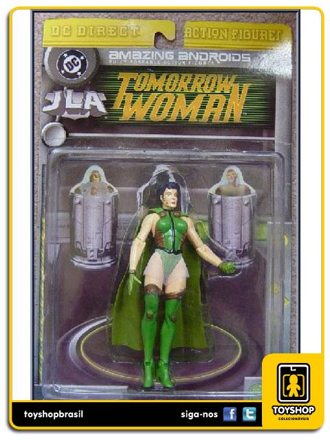 JLA:  Tomorrow Woman - Dc Direct