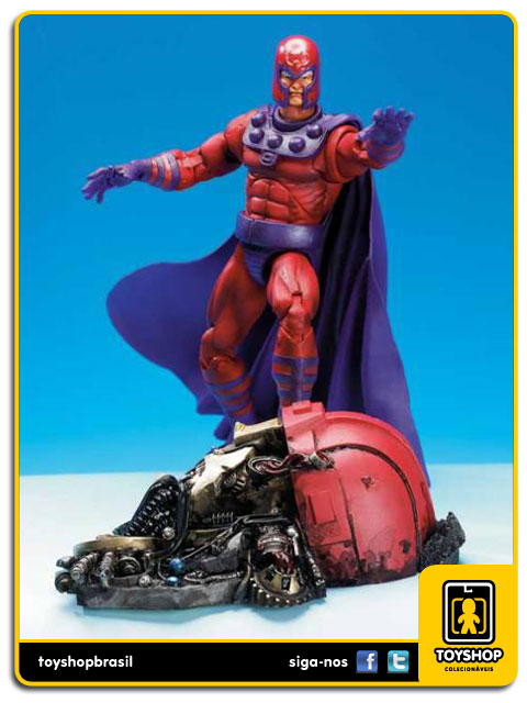 Marvel Legends Series III: Magneto - Toy Biz