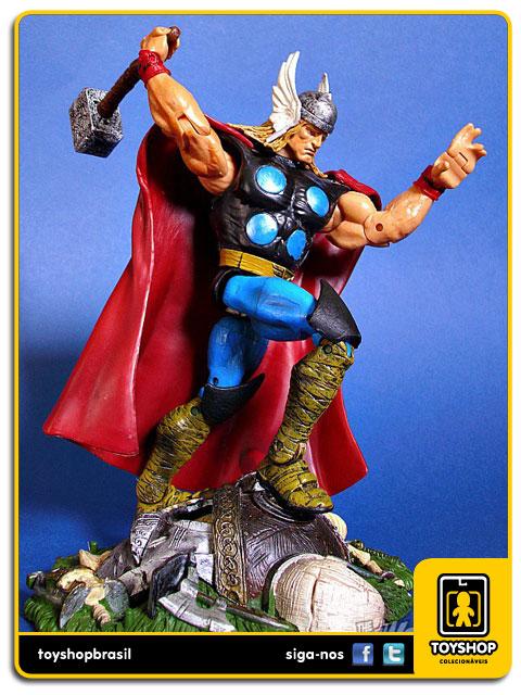 Marvel Legends Series III: Thor - Toy Biz