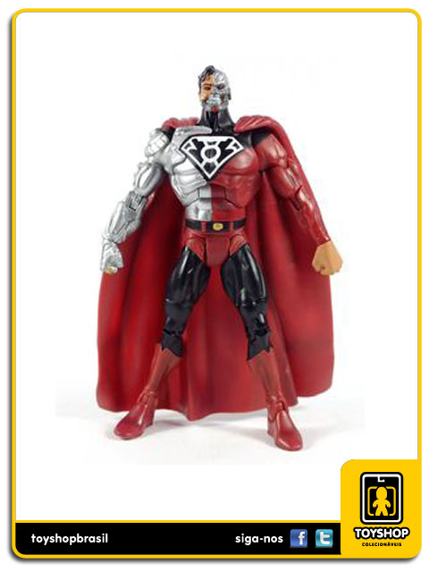 Dc Universe: Cyborg Superman - Dc Direct