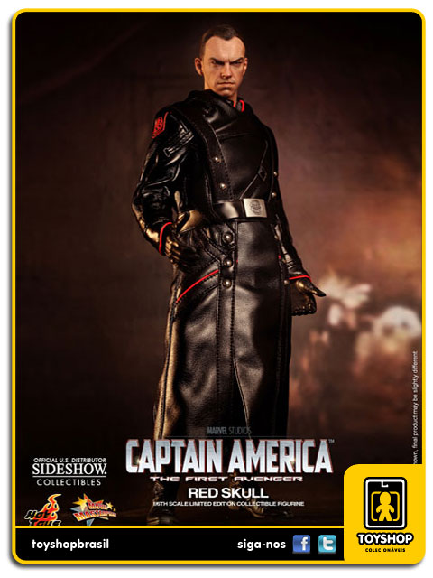 Captain AmericaThe First Avenger: Red Skull - Hot Toys
