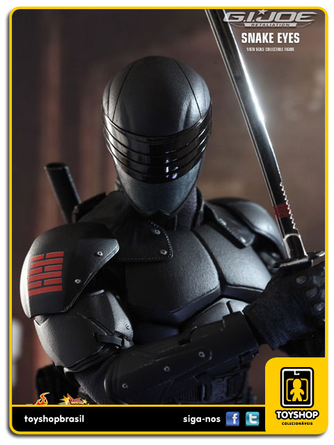 G.I. Joe Retaliation: Snake Eyes - Hot Toys
