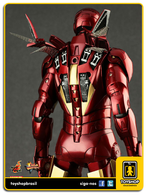Iron Man 2: Iron Man Mark IV - Hot Toys