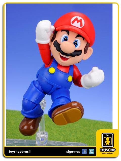 Super Mario Bros S.H. Figuarts Mario  Bandai