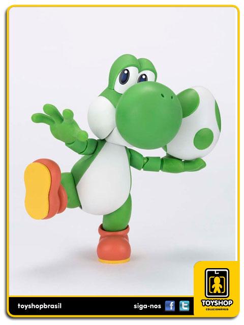 Super Mario Bros S.H. Figuarts: Yoshi - Bandai