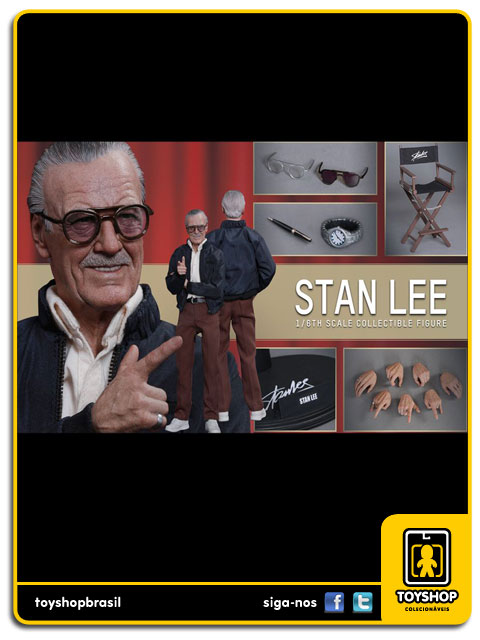 Stan Lee 1/6 - Hot Toys