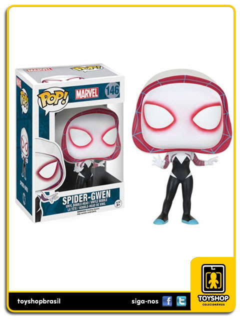 Marvel: Spider-Gwen Pop - Funko
