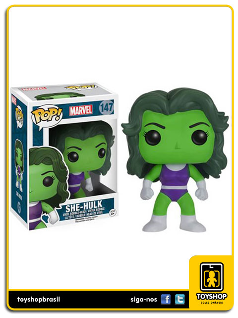 Marvel: She-Hulk Pop - Funko