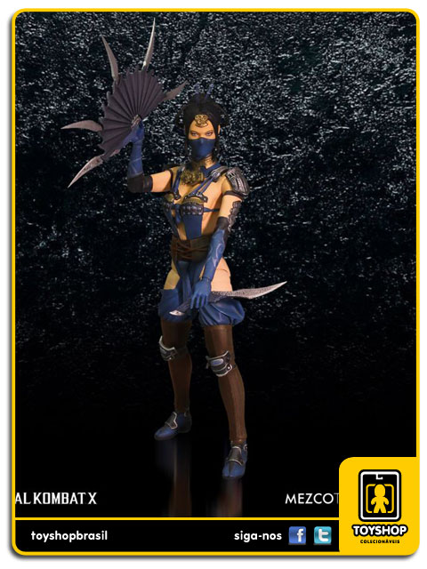 Mortal Kombat X: Kitana - Mezco