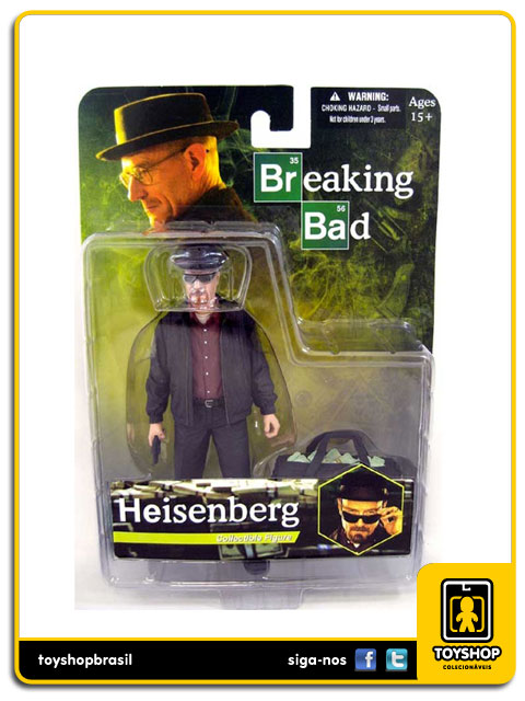 Breaking Bad: Heisenberg - Mezco