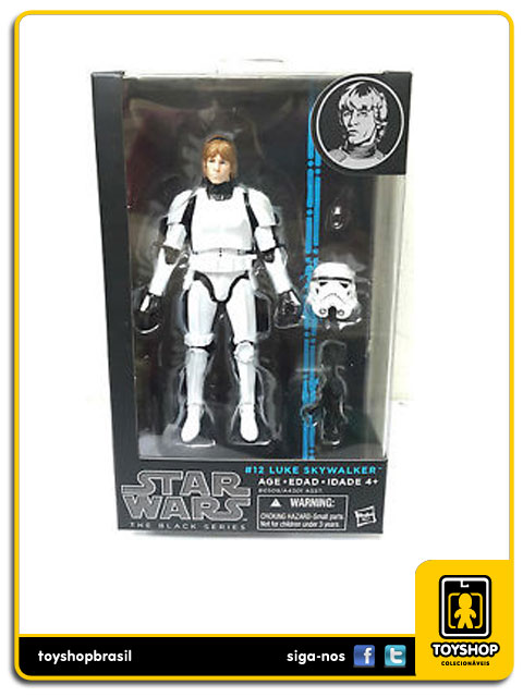 Star Wars Black Series: Luke Skywalker - Hasbro