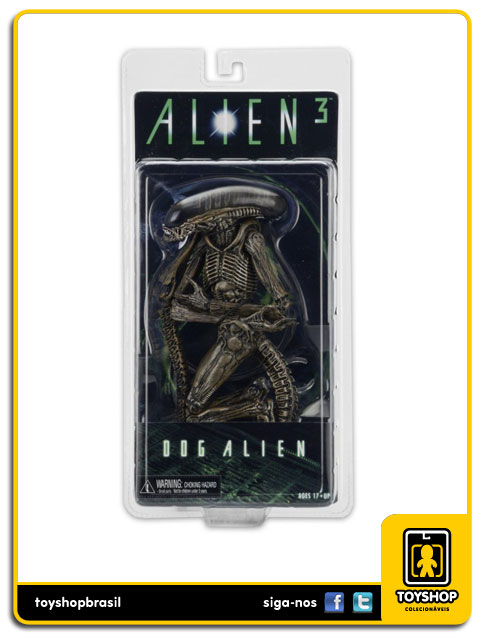 Alien 3: Dog Alien Gray - Neca