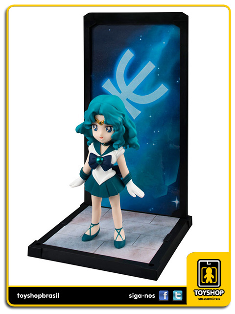 Sailor Moon Tamashii Buddies: Sailor Neptune - Bandai