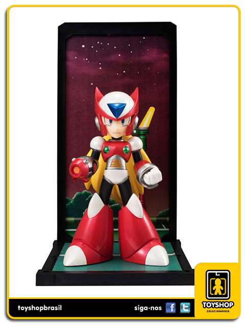 Megaman X Tamashii Buddies: Zero - Bandai