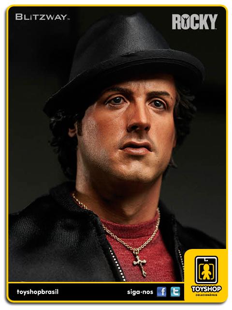Rocky II: Estátua Rocky Balboa 1979 1/4 - Blitzway