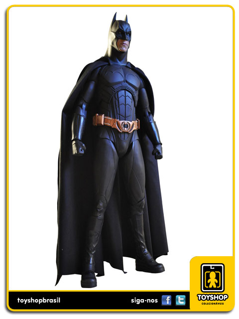 Batman The Dark Knight Trilogy: Batman Begins 1/4 - Neca