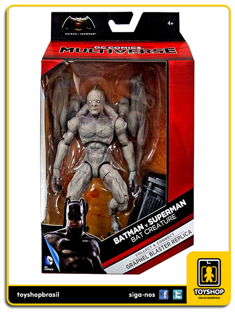 Batman vs Superman: Bat Creature - Mattel