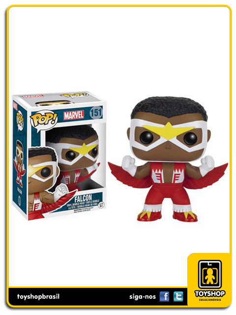 Marvel: Falcon Pop - Funko