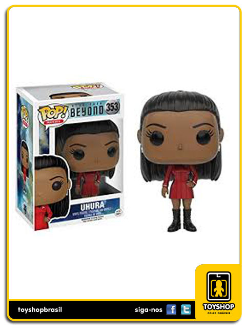 Star Trek Beyond: Uhura Pop - Funko