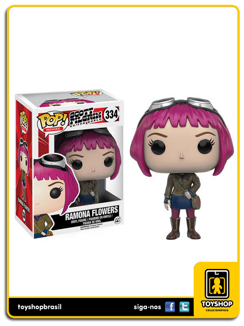 Scott Pilgrim vs The World: Ramona Flowers Pop - Funko