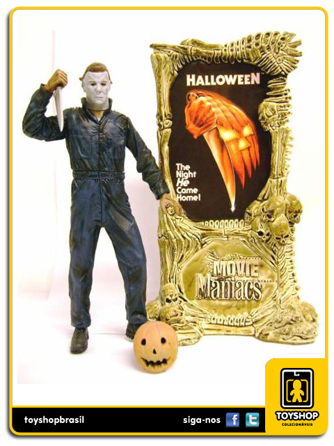 Movie Maniacs: Michael Myers Holloween - Mcfarlane