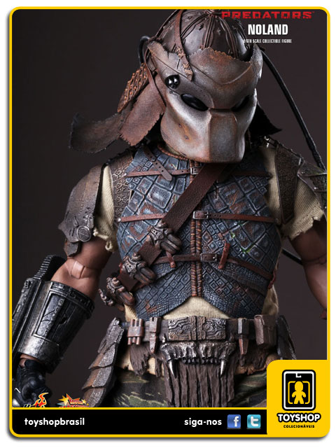 Predators: Noland - Hot Toys