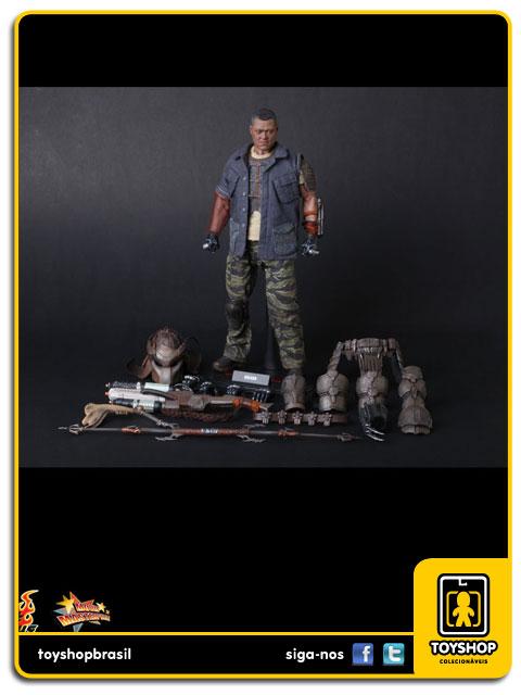 Predators: Noland - Hot Toys