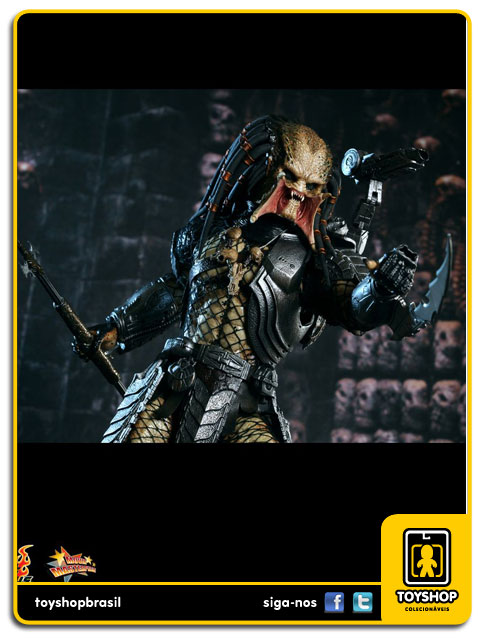 AVP Alien vs Predator: Celtic Predator - Hot Toys