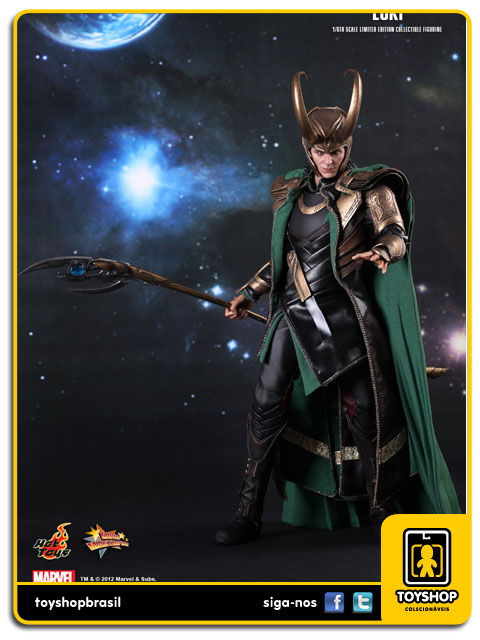 The Avengers: Loki - Hot Toys