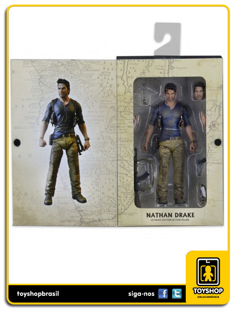 Uncharted 4: Ultimate Nathan Drake - Neca