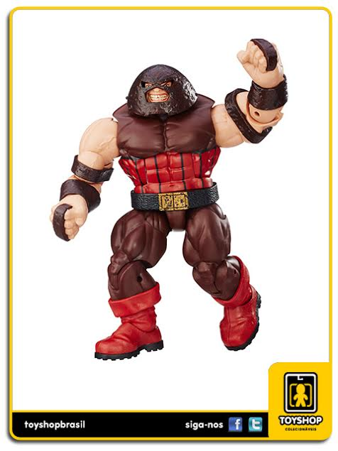 Marvel Legends Juggernaut: Set Completo 8 Figuras - Hasbro