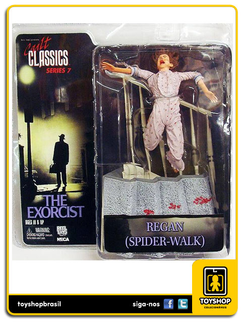 Cult Classics: Regan The Exorcist Variant - Neca