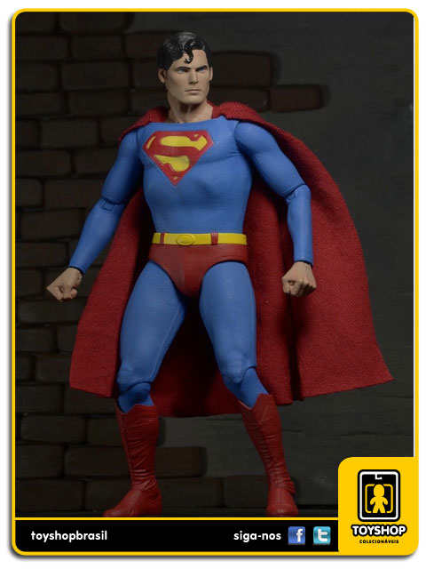 Superman the Movie: Superman Christopher Reeve  - Neca